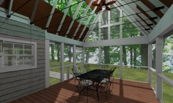3 Screened Porch