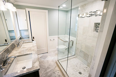 Bathroom design remodeling renovation contractor in connecticut