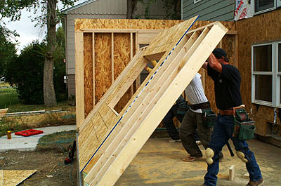 Room Additions Builder Garage Addition design and Build